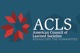 American Council of Learned Societies (ACLS) [logo]