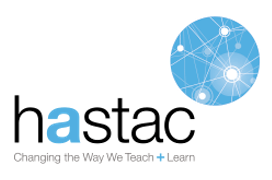 Humanities, Arts, Science and Technology Advanced Collaboratory (HASTAC) [logo]